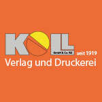 Kundenlogo Koll KG, Verlag u. Druckerei