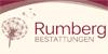 Kundenlogo Bestattungen Rumberg